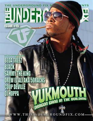 The Underground Fix Magazine Issue #15