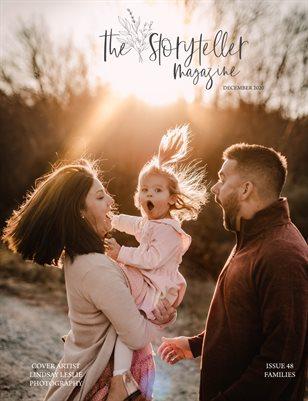 The Storyteller Magazine Issue # 48 Families