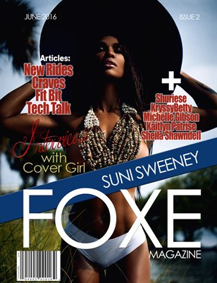 FOXE VOL 1 Issue 2