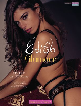 EDITH GLAMOUR | LINGERIE | DECEMBER 2019