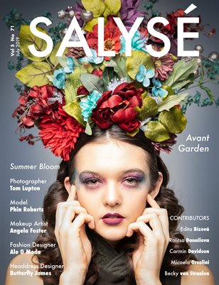 SALYSÉ Magazine | Vol 5 No 71 | JULY 2019 |