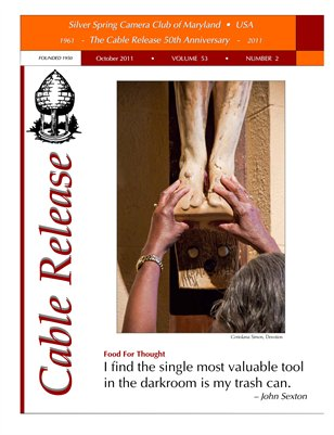 October 2011, Cable Release, Vol. 53, No. 2