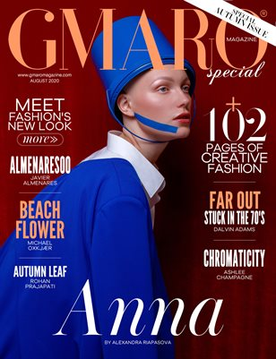GMARO Magazine August 2020 Issue #30
