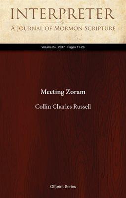 Meeting Zoram