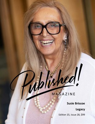 PUBLISHED! #15 Excerpt featuring Susie Briscoe!