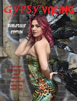 Gypsy Viking Issue 8 Burlesque Edition