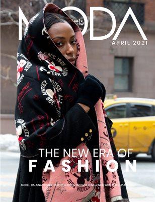 MODA MODELS International  - Aldo Fotografia Cover