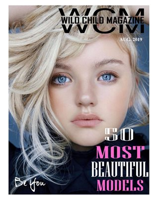 WCM 50 Most Beautiful August 2019
