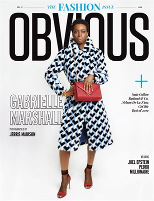 FASHION ISSUE | GABRIELLE MARSHALL