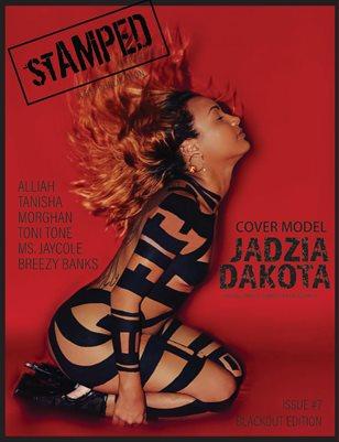 GEI DMV Presents STAMPED Magazine Issue #7