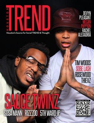 Houston TREND Magazine Spring 2015