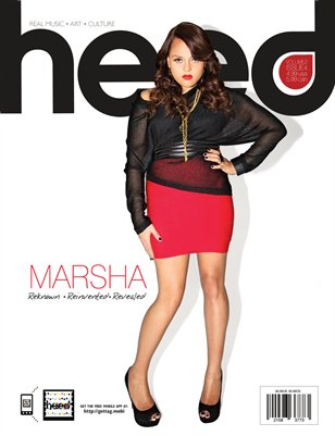 Winter 2012 Marsha Ambrosius