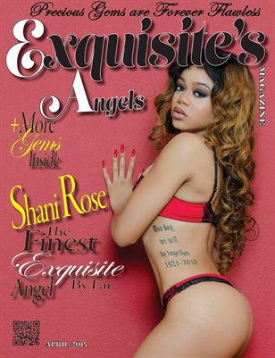 Exquisite's Angels April Issue