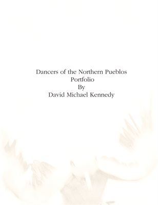 Dancers of the Northern Pueblos By David Michael Kennedy