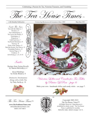 The Tea House Times May/June 2011 Issue