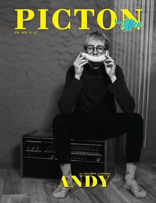 Picton Magazine February  2020 N427 Men Cover 1
