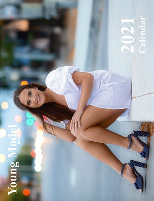 Young Model Magazine 2021 Annual Calendar