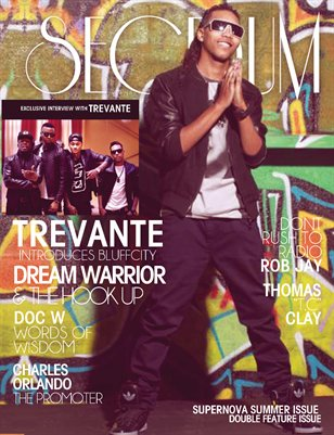 Secdum Magazibe - Supernova Summer Issue