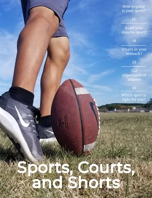 Sports, Courts and Shorts
