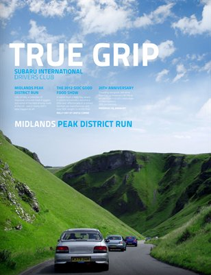 TRUE GRIP | DEC 2012