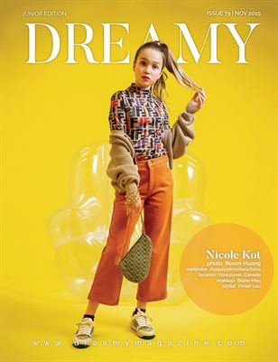 DREAMY Magazine | Issue 79