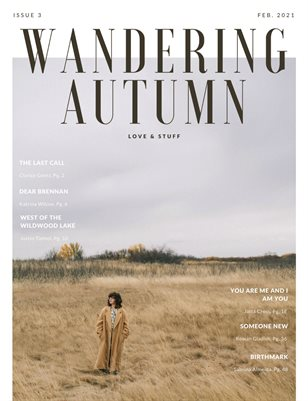 Wandering Autumn - Issue 3: Love & Stuff