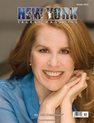 New York Talent Magazine October 2015 Edition