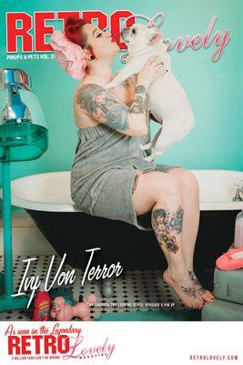 Ivy Von Terror Cover Poster