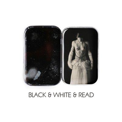 Black & White & Read Exhibition Catalog