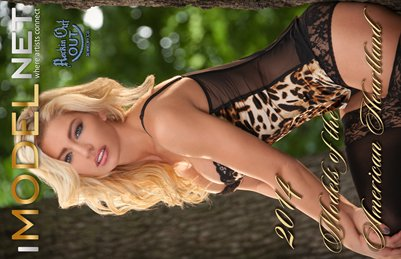 2014 Models of the American Heartland - Cover Model Shannon Ihrke (Free Digital)