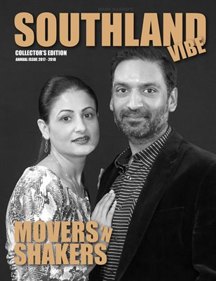 SOUTHLAND VIBE - SK & MEGHNA