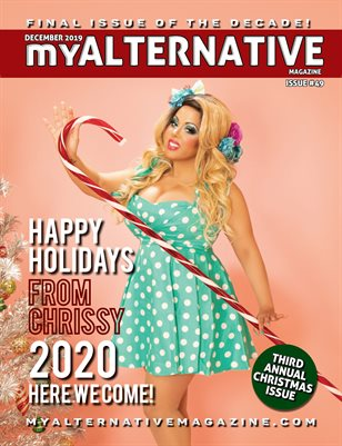 MyAlternative Magazine Issue 49 December 2019