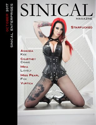 Sinical October 2017 - Starfucked Cover Edition