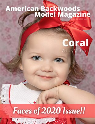Issue 21 - 2020 Top Faces - American Backwoods Model Magazine