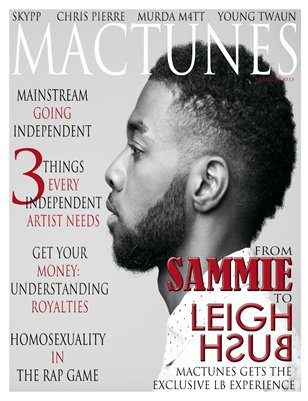 MacTunes Magazine, March 2015