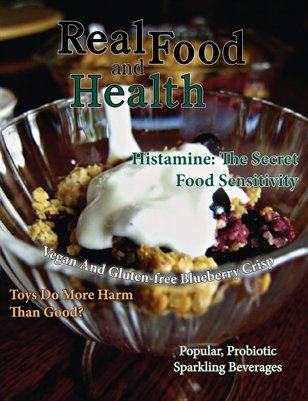 Real Food and Health May/June 2014