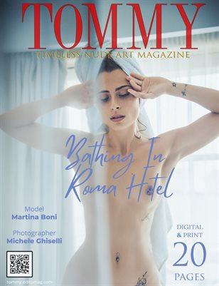 Martina Boni - Bathing In Roma Hotel