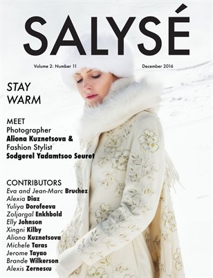 SALYSÉ Magazine | Vol 2:No 11 | December 2016