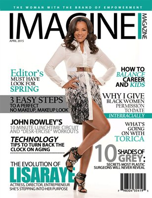 IMAGINEI Magazine April 2015 (Spring Issue)