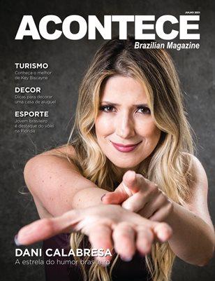 Acontece Magazine - Julho 2021