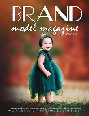 Brand Model Magazine - Issue # 50