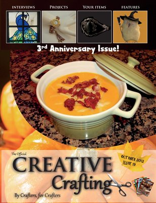 Creative Crafting October 2012