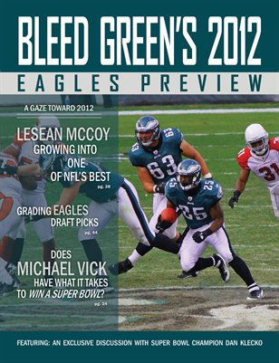 Bleed Green's 2012 Eagles Preview