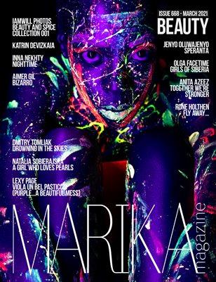 MARIKA MAGAZINE BEAUTY (ISSUE 668 - MARCH)