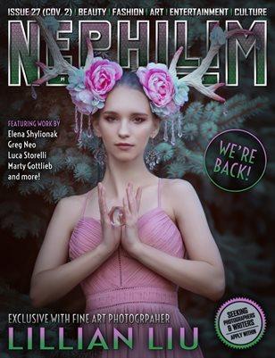 Nephilim Magazine #27 (Cov. 2)
