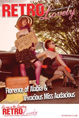 Florence of Alabia & Vivacious Miss Audacious Cover Poster