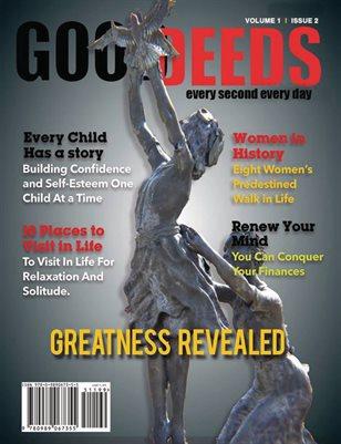 Good Deeds Magazine Women in History