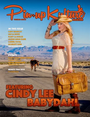 Pinup Kulture Magazine Volume 2, Issue 11