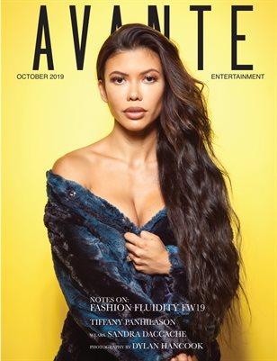 Tiffany Panhilason  October 2019