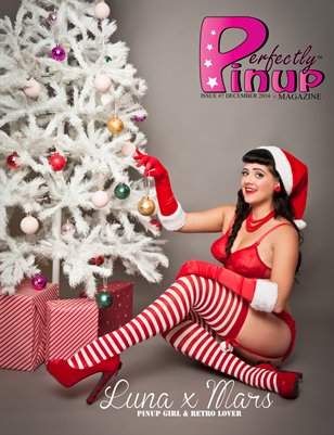 Perfectly Pinup Magazine DECEMBER 2014
